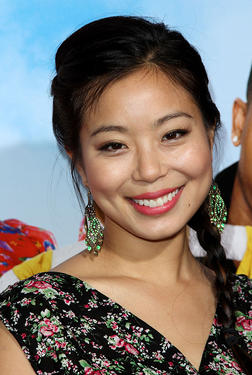 Michelle Ang at the California premiere of &quot;Big Mommas: Like Father, Like Son.&quot;